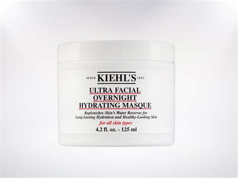 Masker Kiehl S kiehl s ultra overnight hydrating masque best