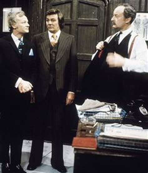 frank banister mrs slocombe are you being served one cannot help thinking of those quot flatsy dolls