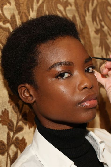 pics of black woman with short natural hair faded and tapered extra short natural black hairstyles hairstyles 2017