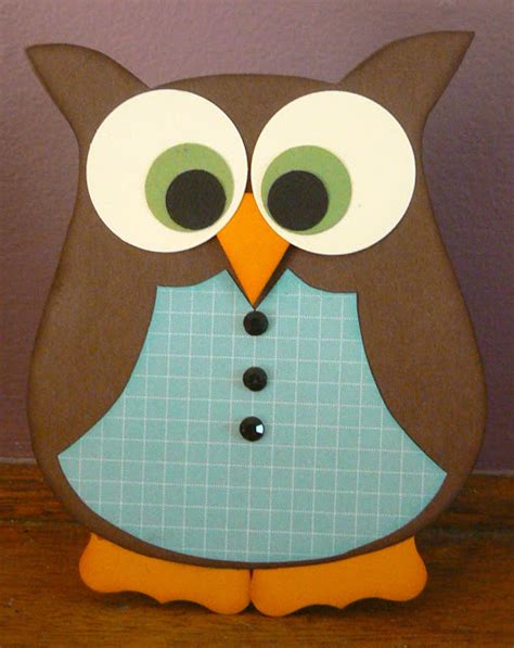 Owl Papercraft - kb papercraft unconvention 2 whooo said owls