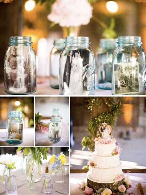 vintage wedding decorations