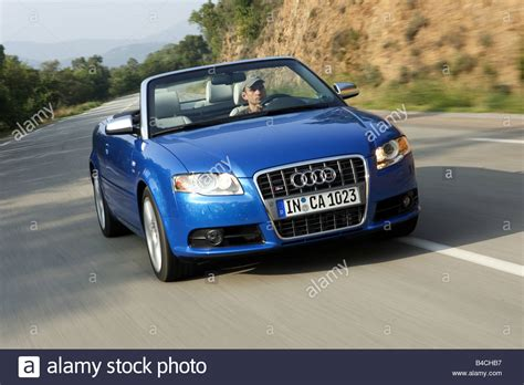 Audi S4 Years by Audi S4 Convertible Stock Photos Audi S4 Convertible