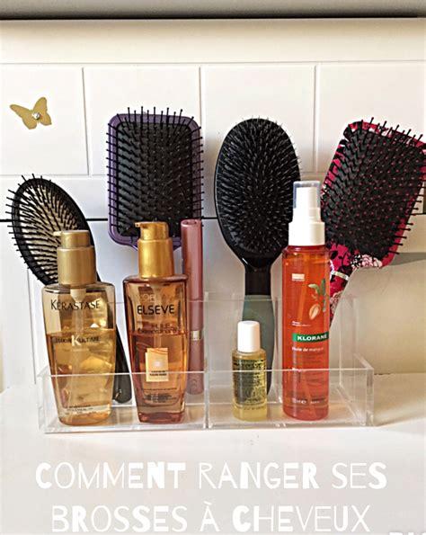 Comment Ranger Ses Sac A by Comment Ranger Ses Brosses 224 Cheveux Dans Mon Sac De Fille
