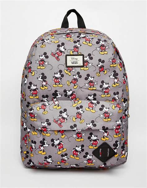 Ransel Motif Los Mickey Mouse vans mochila de mickey mouse de vans x disney