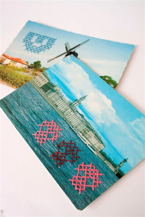 Make Postcards With Your Own Pictures