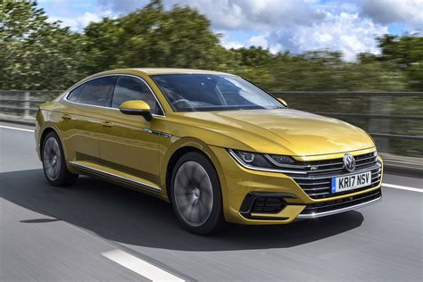 Volkswagen Arteon 2017 Review Auto Express