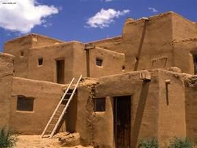 pueblo indian homes known places taos pueblo taos new mexico picture nr 21058