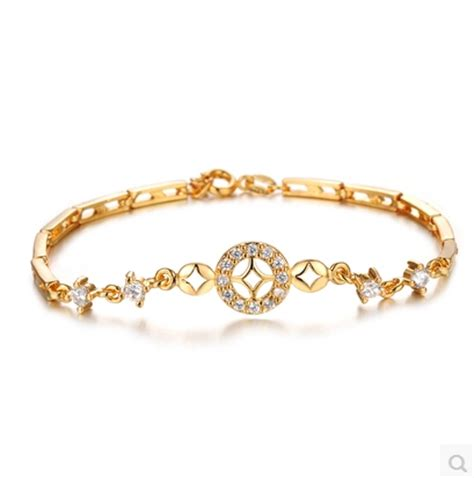 simple gold bracelet designs
