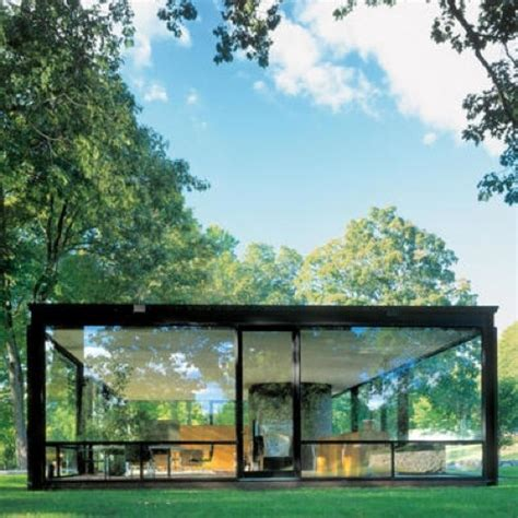 glass house philip johnson architecture