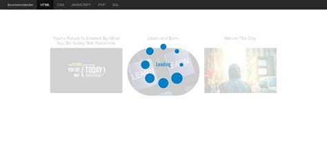 jquery overlay div bootstrap div overlay phpsourcecode net