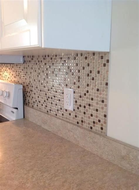 smart tiles metro grigio 11 56 in w x 8 38 in h peel and stick decorative mosaic wall tile smart tiles bellagio sabbia 10 smart tiles metro grigio