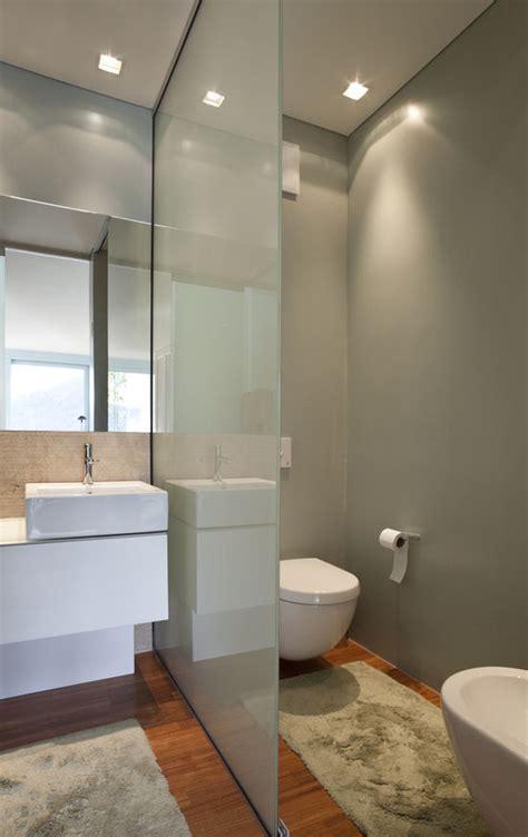 bad trennwand trennwand f 252 r toilette aus glas glasprofi24