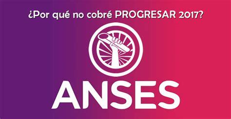 Anses Gob Ar Porque No Cobre Este Mes De Marzo De 2016 | anses 191 por qu 233 no cobr 233 progresar 2017 econoblog