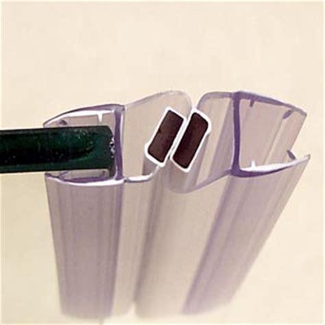 Magnetic Shower Door Seal Ps 8m 6 Magnetic Door Seal Byretech Ltd