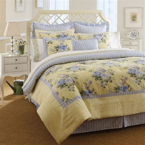 ashley comforters 6 laura ashley bedding ideas in photos
