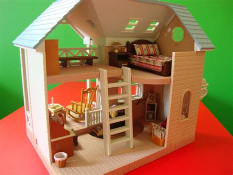 Sylvanian Families Luxury Living Room Set Sylvanian Families Luxury Living Room Set Modern House