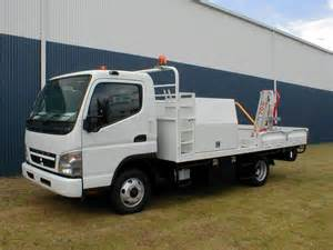Mitsubishi Canter 3 5 Truck Trays Gt Fabrication