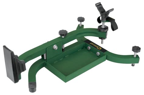 lead sled shooting bench caldwell shooting supplies quot the lead sled solo quot shooting rest