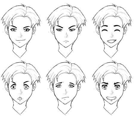Pin Baju Bentuk Panda Fr drawing expressions and emotions s helper