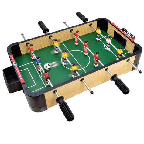 woodwork in football 20 quot 50cm wood tabletop football foosball soccer