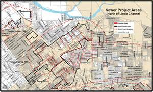 Map Of Chico State by Nitrate Action Plan