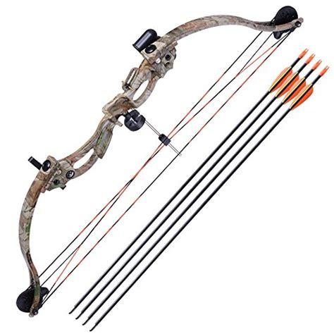 archery doodle aw 34 quot junior compound bow kit w 4pcs 28 quot arrow set youth