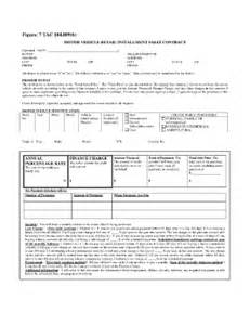 installment sale agreement template motor vehicle purchase agreement forms and templates installment agreement 7 free pdf download