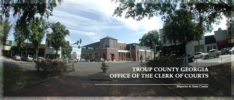 Troup Property Records Troup County Clerk Of Courts