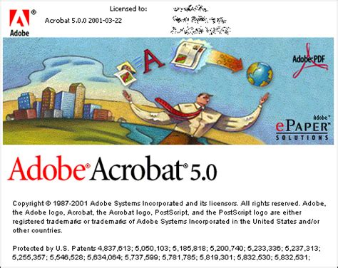adobe acrobat writer 5 0 full version free download guidebook gt splashes gt acrobat