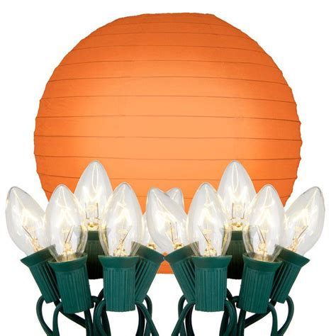 paper lantern string lights thermacell mosquito repellent patio lantern mr 9w the