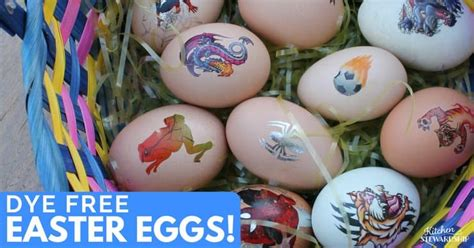 decorating easter eggs with food coloring no mess no food coloring easter egg decorating