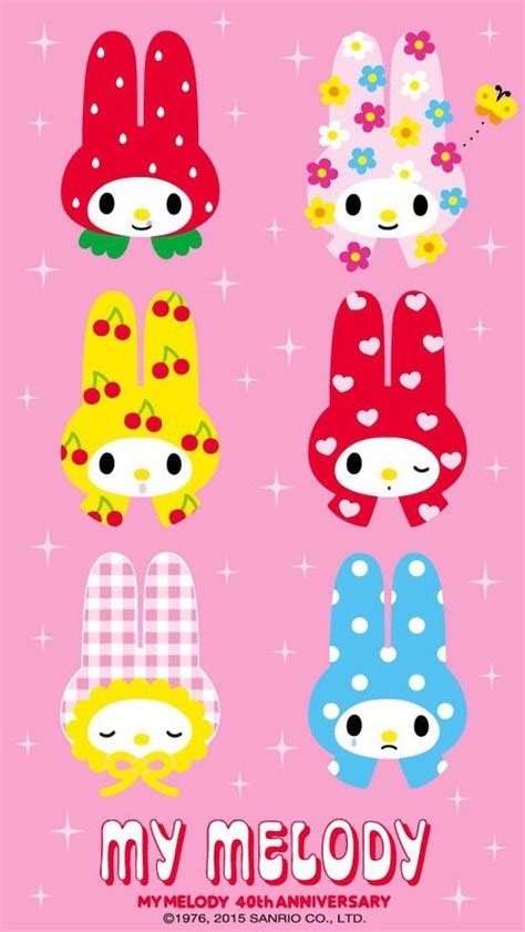 imagenes de hello kitty y melody mejores 220 im 225 genes de my melody and friends en pinterest