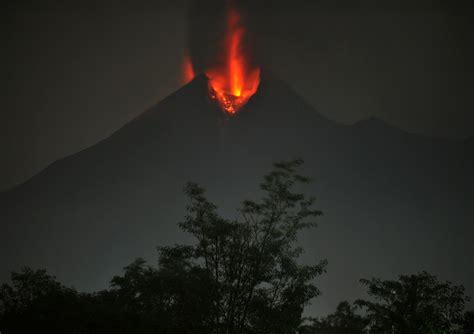 mount merapi s eruptions photos the big picture