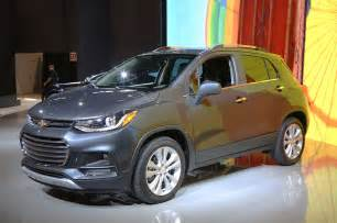 2017 chevrolet trax look review motor trend