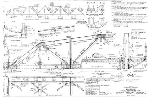 Home Plans Oklahoma Bridgehunter Com Main Street Bridge