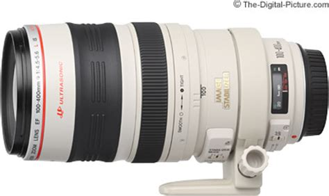 canon ef 100 400mm f/4.5 5.6l is usm lens review