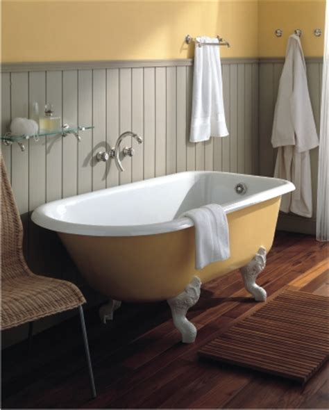 Bathroom Shower Curtain Decorating Ideas Clawfoot Tubs Pros And Cons For Your Bathroom Remodel