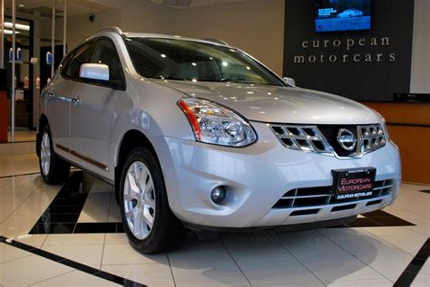 2012 nissan rogue sv w sl package for sale near middletown
