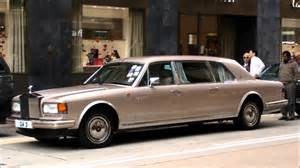 Rolls Royce Silver Spur Limousine Rolls Royce Silver Spur Stretch Mulliner Park Ward