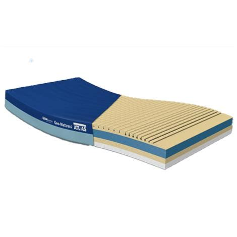 span america geo mattress atlas bariatric therapeutic foam