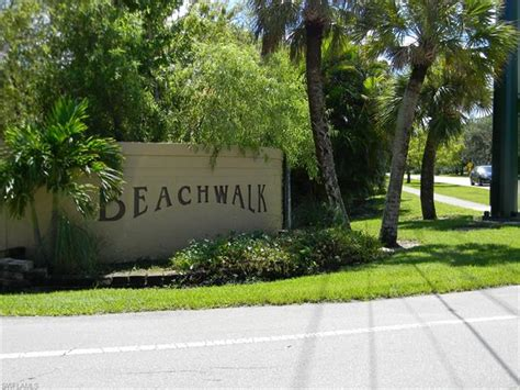 beachwalk gardens at beachwalk real estate naples florida