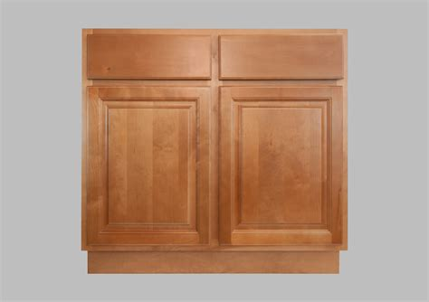 Kitchen Cabinets Doors And Drawers Lesscare Gt Kitchen Gt Cabinetry Gt Richmond Gt Lcb36 Base Cabinet 2 Doors And 2 Drawers