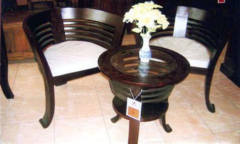 Set Kursi Teras Cantik kursi teras set ukir dan minimalis harga murah indahjati