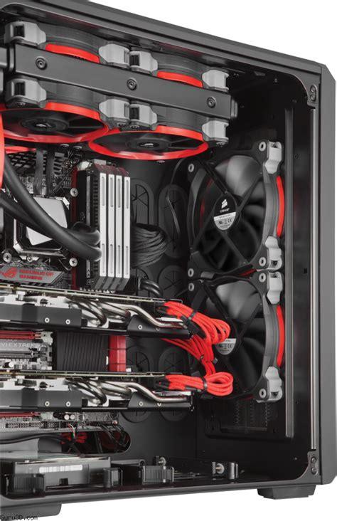 Dijamin Cube Gaming Rgb Cabrion Black White corsair releases white editon carbide air 540