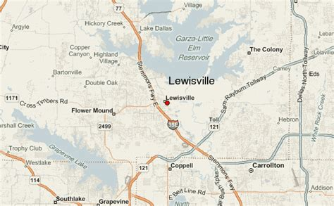 map of lewisville texas lewisville location guide