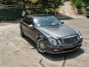 Mercedes W211 Mercedes W211 E350 4matic Tuning Benztuning