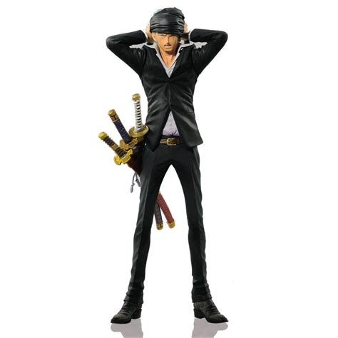 New King Of Artist Zoro Zorro Aif612 banpresto one king of artist the roronoa zoro figure merchandise zavvi