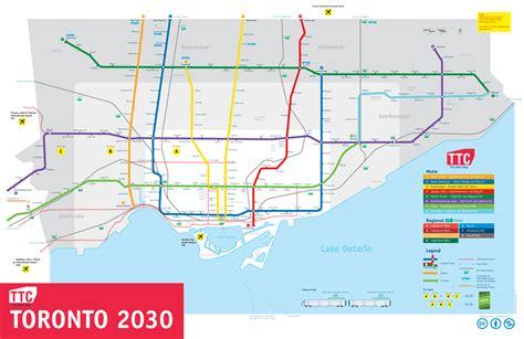 toronto subway map file toronto gta subway map 2030 png wikimedia commons