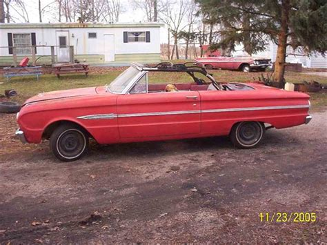 1963 Ford Falcon For Sale by 1963 Ford Falcon For Sale Classiccars Cc 120685