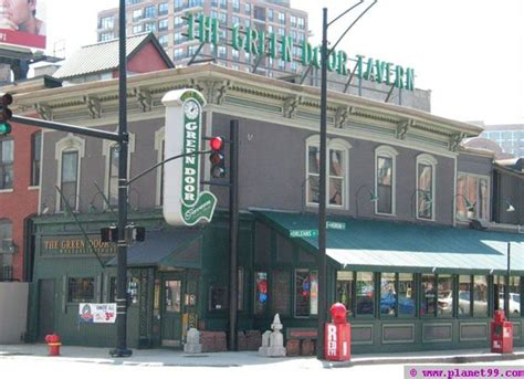 The Green Door Tavern by Chicago Green Door Tavern With Photo Via Planet99